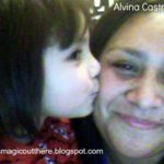 San Antonio Mom Blogger Alvina Castro of There's Magic Out There