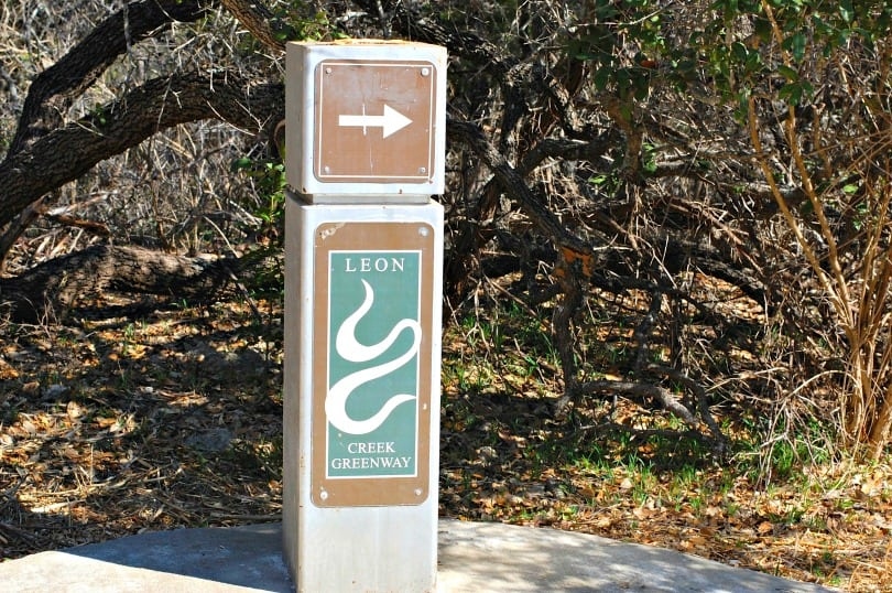 O.P. Schnabel Park and the Leon Springs Greenway in San Antonio, Texas - part of the #SA2020Resolutions project