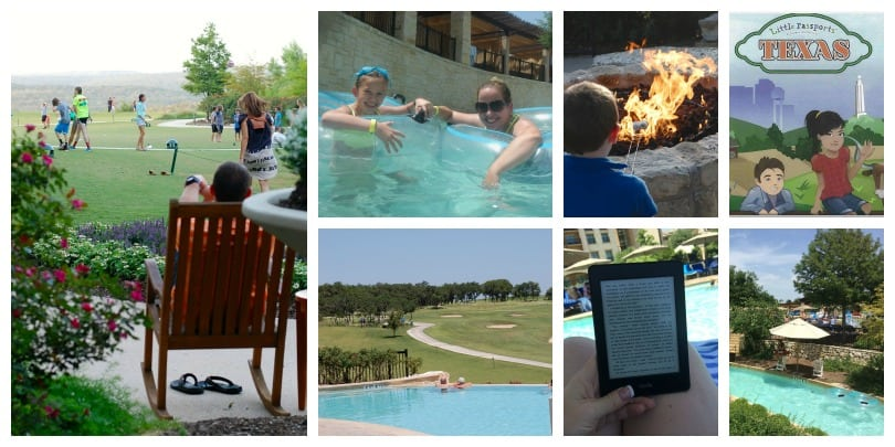 Tons of activities at the JW Marriott Resort and Spa in San Antonio's Hill Country