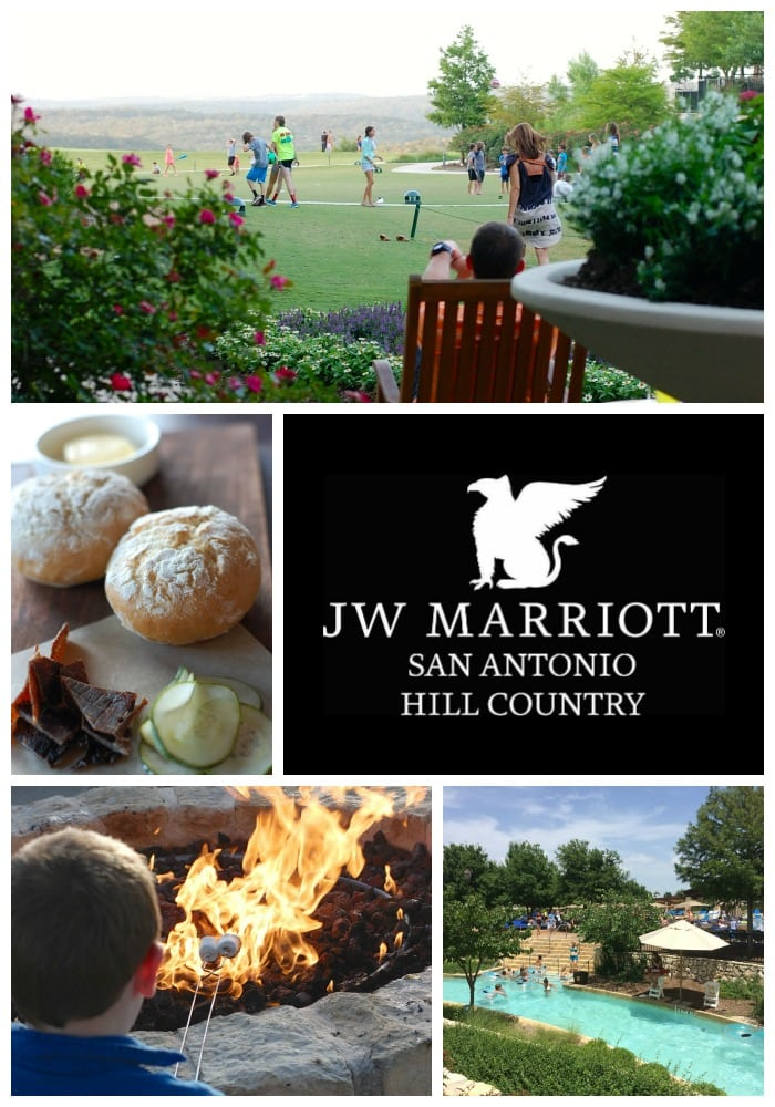 A staycation at the JW Marriott San Antonio Hill Country Resort and Spa: Paradise is closer than you think
