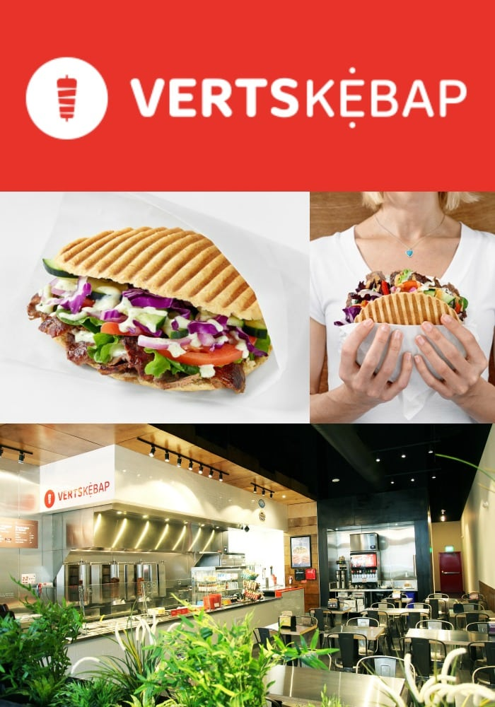 VertsKebap - a new dining concept in San Antonio