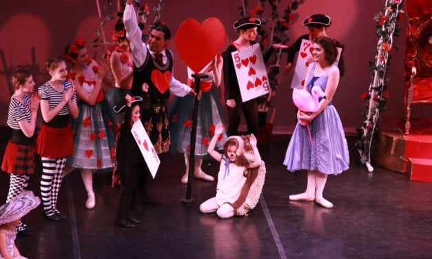 Take the Whole Family to See 'Alice! A Ballet Wonderland' This Weekend Only