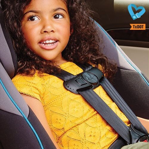 TxDOT Offers Free Child Safety Seat Inspections to Protect Young Texans