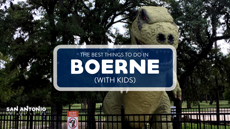14 Things to Do with Kids in Boerne