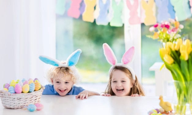 Easter Ideas For Home Celebration – Cheap & Free Activities