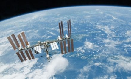 The International Space Station Will Be Visible in San Antonio This Week