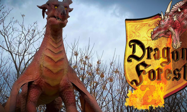 San Antonio Zoo Offering Discounted Admission To Dragon Forest For A Limited Time!