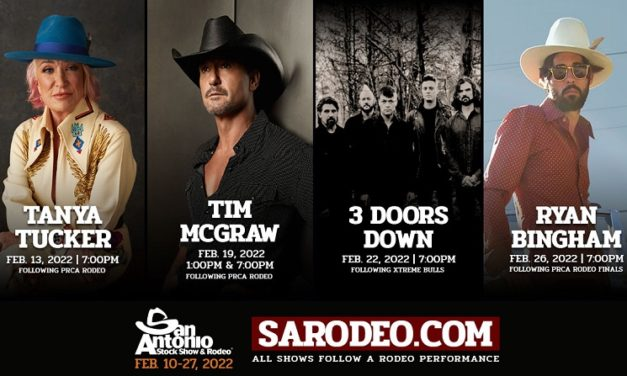 San Antonio Rodeo expands 2022 Entertainment Lineup with Tim McGraw, Tanya Tucker