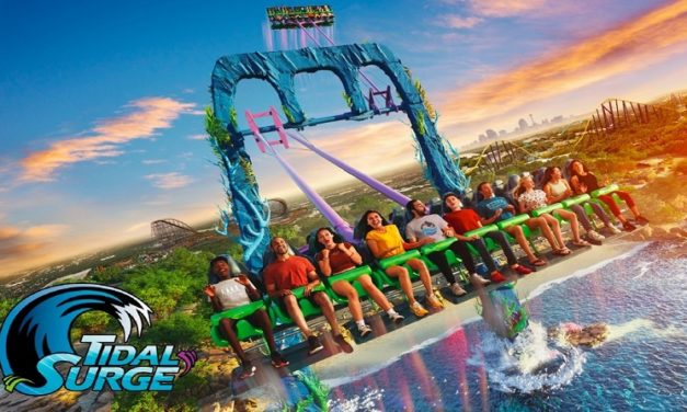 Tidal Surge In San Antonio? That's the World's Tallest Swing Coming Soon To SeaWorld!